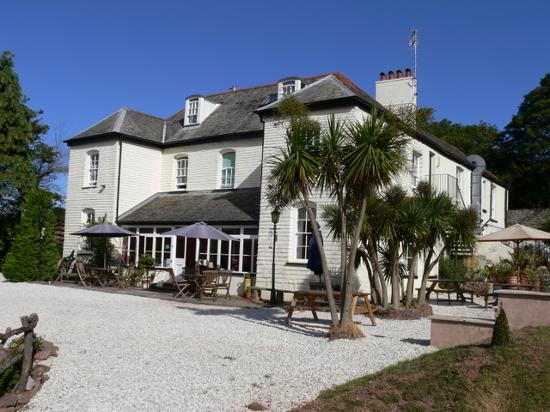 Duke Of Cornwall Hotel Restaurant