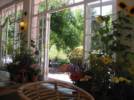 Belmond Mount Nelson Hotel: Nice place for tea