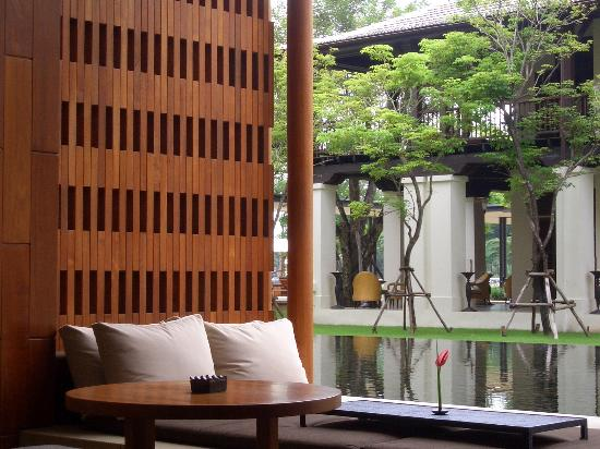 Anantara Chiang Mai Resort : Lobby