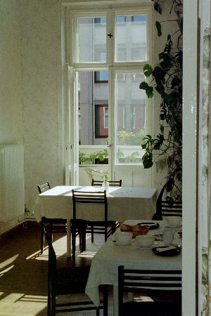 Pension Nürnberger Eck: Breakfast Room