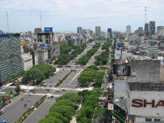 how to go from airport to hotel in buenos aires