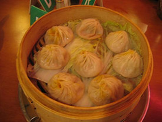 Xiao Long Bao (soup dumplings) - Bild från Joe's Shanghai, New York ...