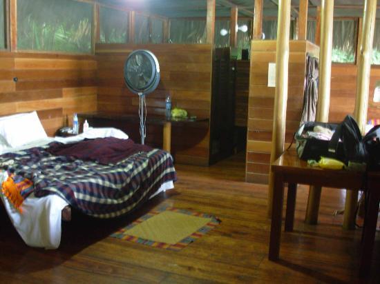 Sayaxche, Guatemala: Interno