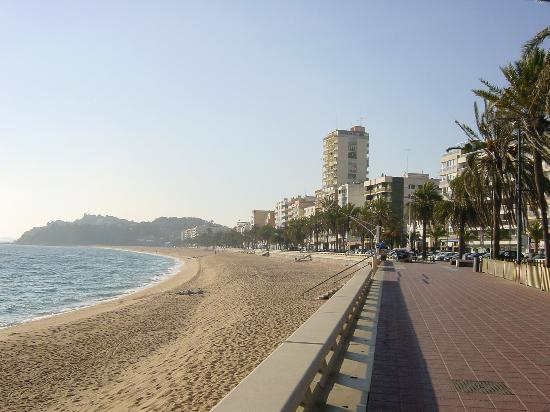 H·TOP Royal Beach: Lloret Beach