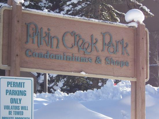 Foto de Pitkin Creek Condos