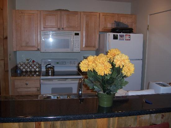 Pitkin Creek Condos : kitchen