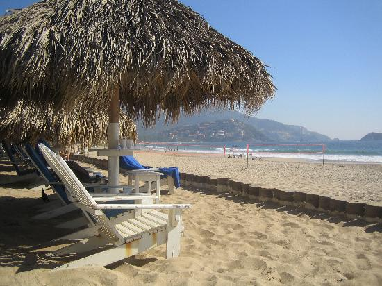 Park Royal Ixtapa: palapa view