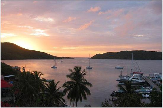 Leverick Bay Resort: View from the room