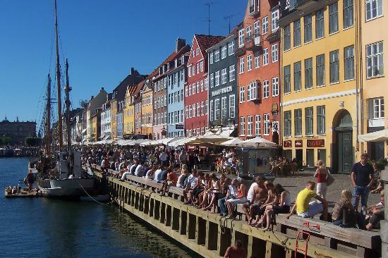 Copenhague, Dinamarca: Nyhavn