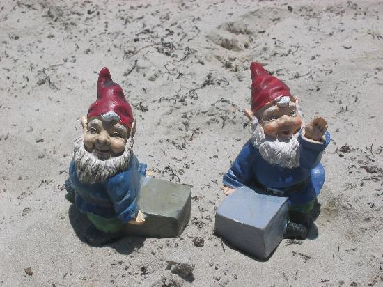 Holiday Inn Express Hotel & Suites Port Aransas / Beach Area: Gnomes at Port Aransas Beach