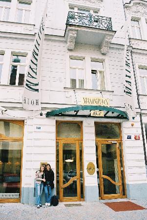 Maximilian Hotel Foto