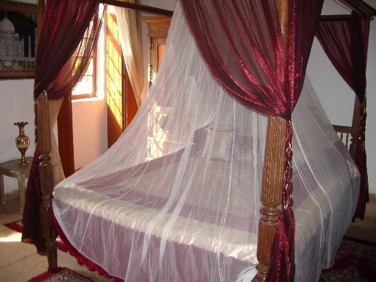 Villa Tivai: The Taj Bedroom