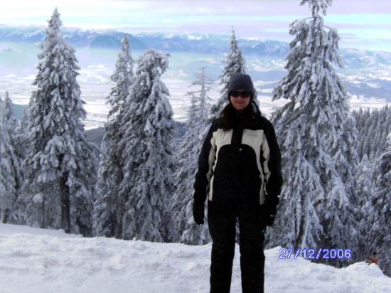 Poiana Brasov, رومانيا: Top Of The Mountain