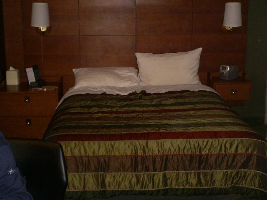 Club Quarters Hotel, Gracechurch: comfortable bed