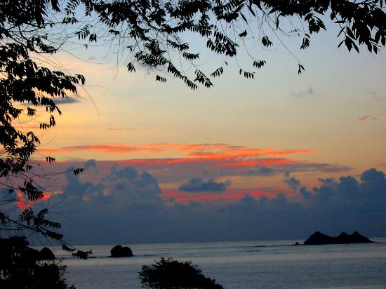 Tucan Hotel: Beautiful Uvita Sunset