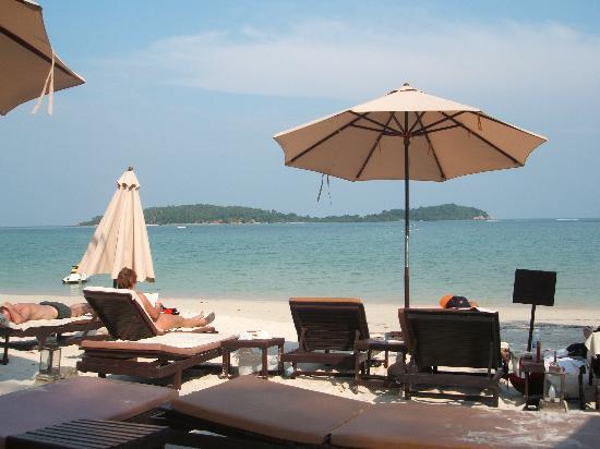 Самуй, Таиланд: Beach
