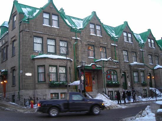 Hôtel Château Bellevue : Chateau Bellevue