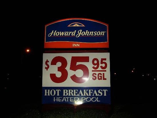 Howard Johnson Inn Perry รูปภาพ
