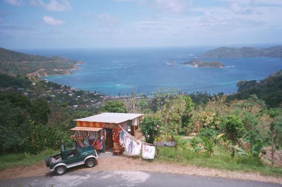 Charlotteville : Speyside, Goat Island, and Little Tobago Island