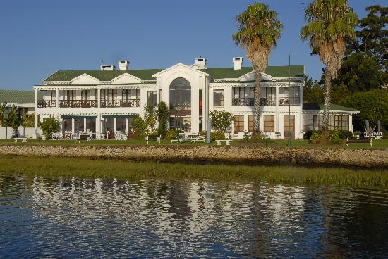 The St. James of Knysna: The Hotel
