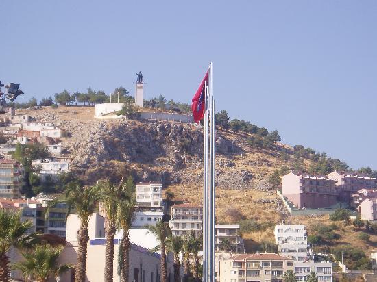 คูซาดาซี, ตุรกี: Kusadasi town