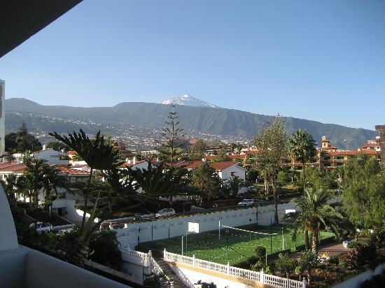 Detalle de la habitaci n 540del hotel canarife picture - Hotel canarife palace puerto de la cruz ...