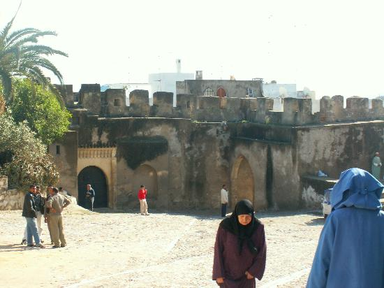 Tanger, Marokko: Inside the Kasbah