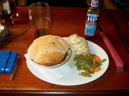 Beef And Stilton Pasty Recipe — Dishmaps