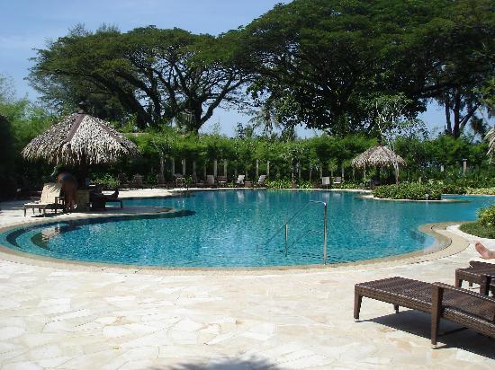Shangri-La's Rasa Sayang Resort & Spa: rasa wing private pool
