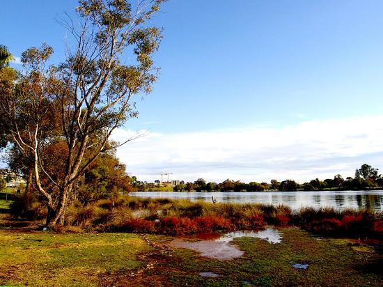 Swan River Perth WA