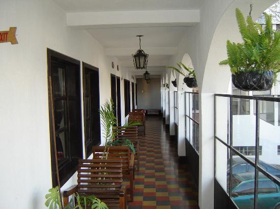 Hotel Zaculeu Foto
