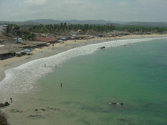 Barra de Navidad, Mexico: Playa Tenacatita