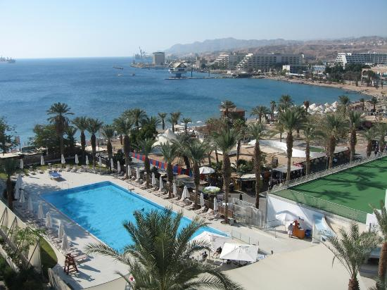 Rimonim Eilat : view from our room