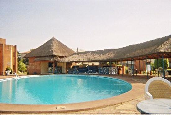 Hotel Mande: this is the pool