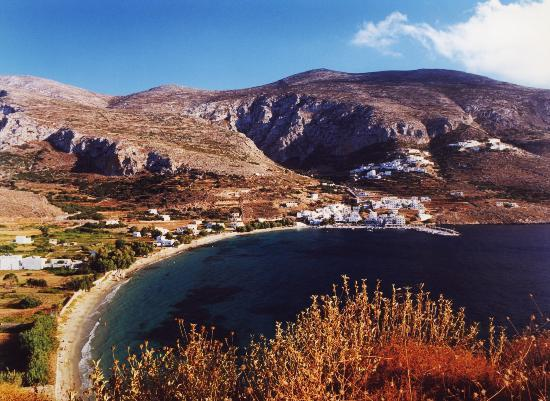 Restaurants in Amorgos