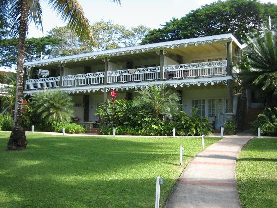 Rendezvous Resort : The Garden Verandah Suites