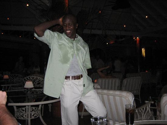 Rendezvous Resort : Deano, of the activities staff