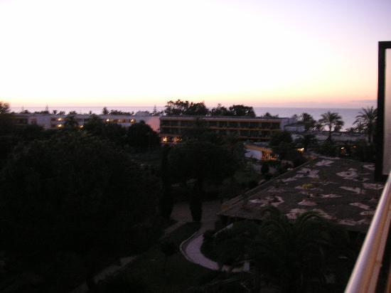 Sol Marbella Estepona Atalaya Park: View from our balcony