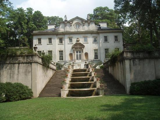 Swan House - Picture Of Atlanta History Center  Atlanta