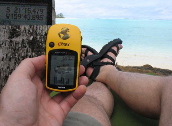 Muri Beachcomber: Relaxing on the lagoon