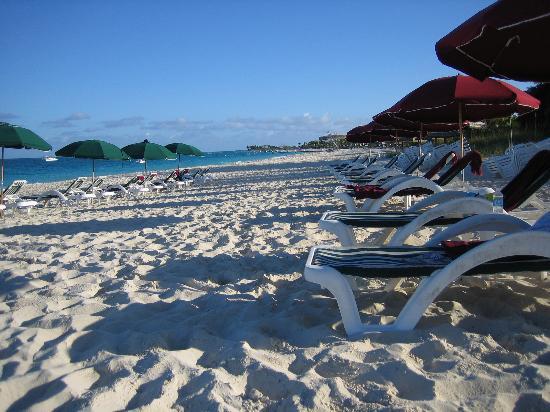 Royal West Indies Resort: Grace Bay Beach