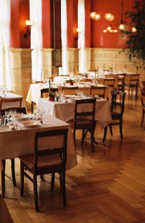 Rosenlaui Hotel : Dining Room - Hotel Rosenlaui