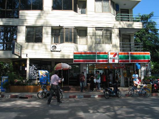 Saeng Thong Hotel: Frontseite