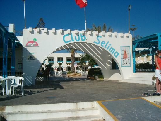 El Mouradi Club Selima: Plage