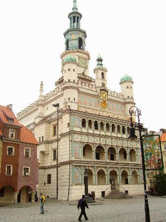 Rzymski Hotel: Town Hall, Stary Rynek
