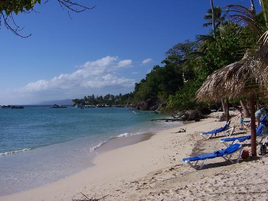 Luxury Bahia Principe Cayo Levantado Don Pablo Collection: the beach