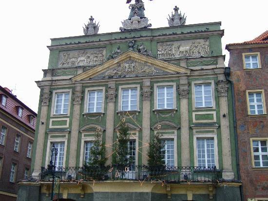 Rzymski Hotel : Palace, Stary Rynek