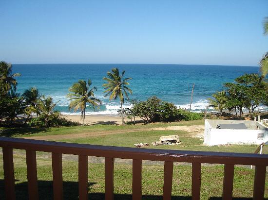 Hotel El Guajataca: Ocean View