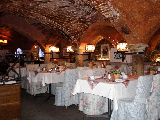 Sankt Englmar, Germany: Dining Room