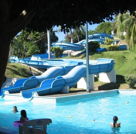Gran Festivall All Inclusive Resort: water slides